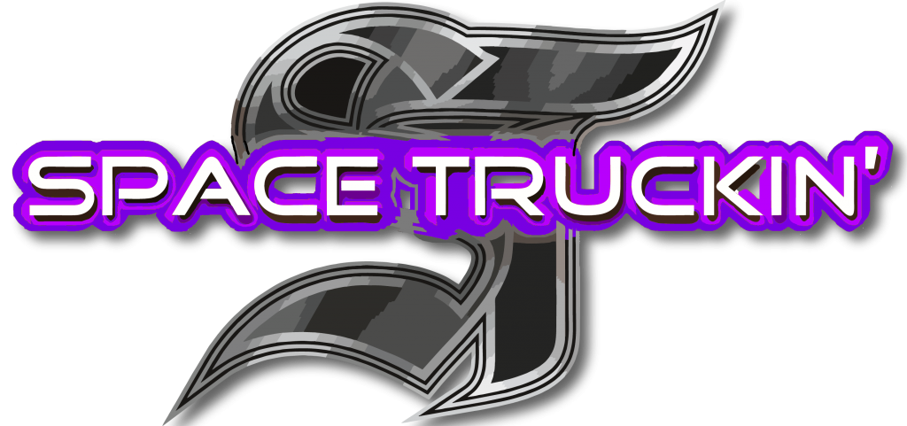 Band Logo Space Truckin'